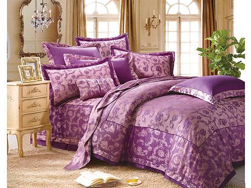 60支緹花- 七件式床罩組