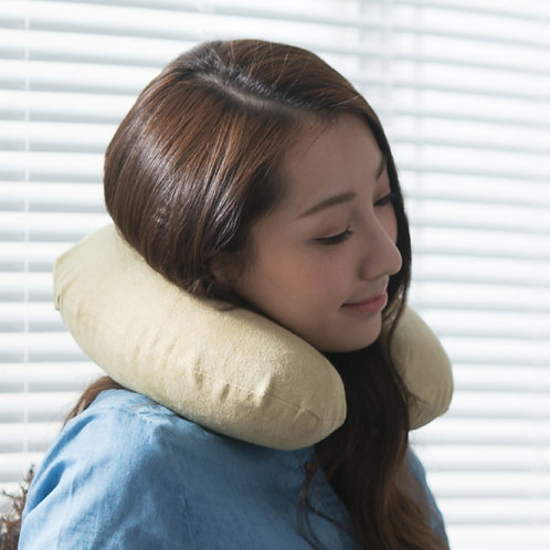 【SINOMAX賽諾】釋壓繽紛護頸枕 U型枕 慢回彈 舒緩肩頸疲勞 辦公室 旅遊必備