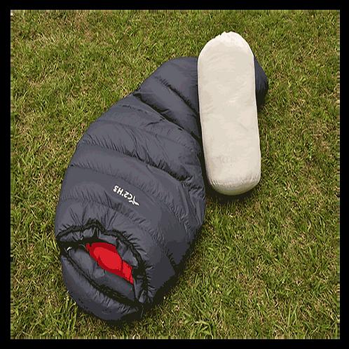 CHDSB1603D羽絨睡袋-Trekking 700(鵝絨)