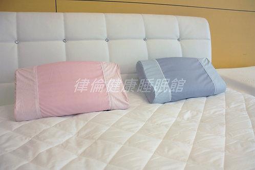 奈米銀 兒童護頸乳膠枕