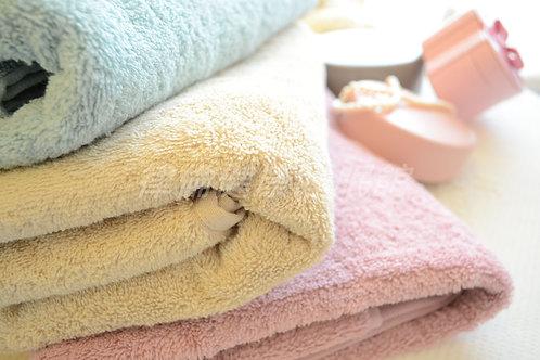 歐洲原裝進口 精紡紗浴巾