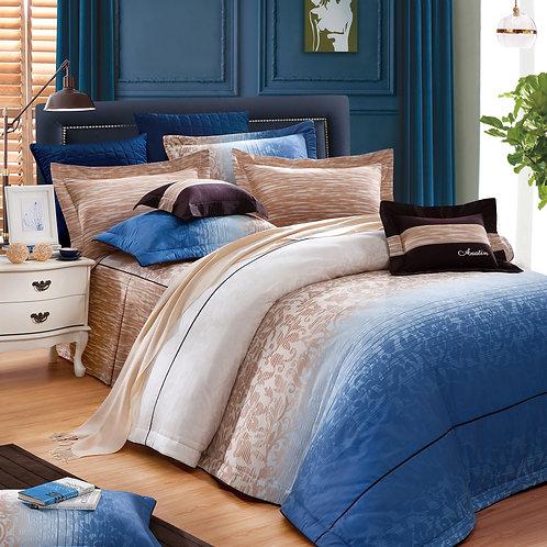 克多德七件式床罩組