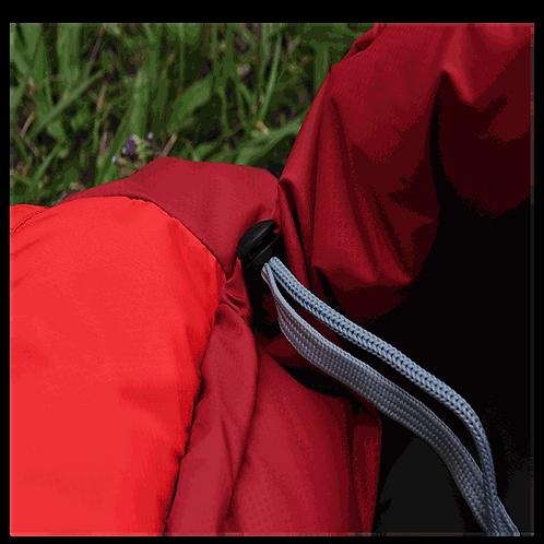 CHDSB1602羽絨睡袋-Trekking 500