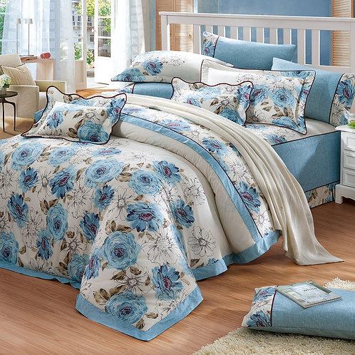 爾約米七件式床罩組