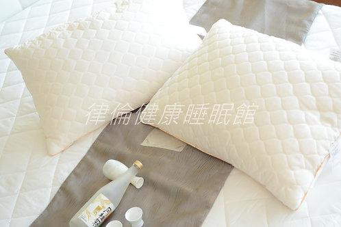 傳統型天然乳膠枕