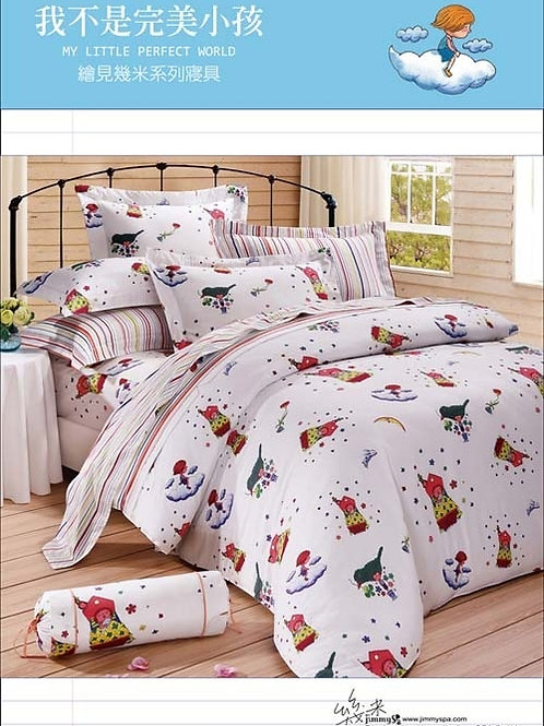 完美小孩_雙人兩用厚被床包組