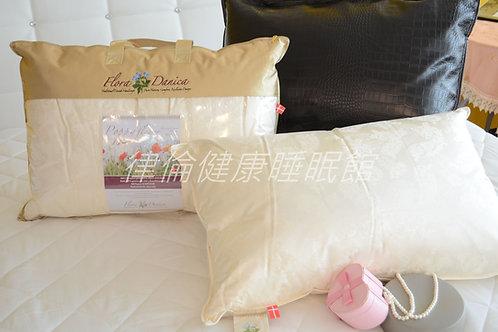 Flora Danica 100%鵝絨枕