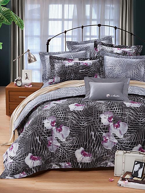 夜蘭七件式床罩組
