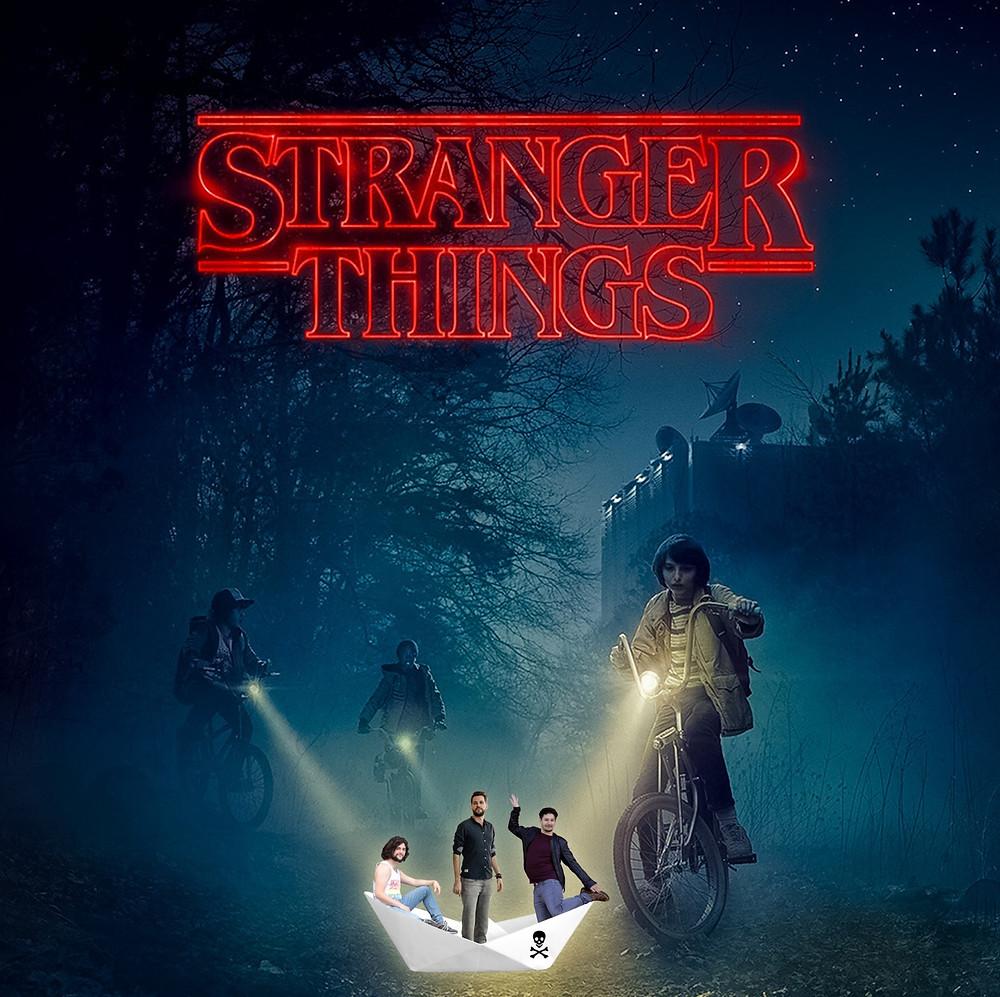 Serienplausch - Episode 6 - Stranger Things auf Spotify anhören