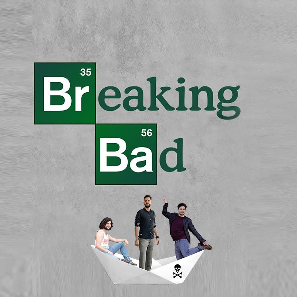 Serienplausch - Episode 3 - Breaking Bad auf Spotify anhören