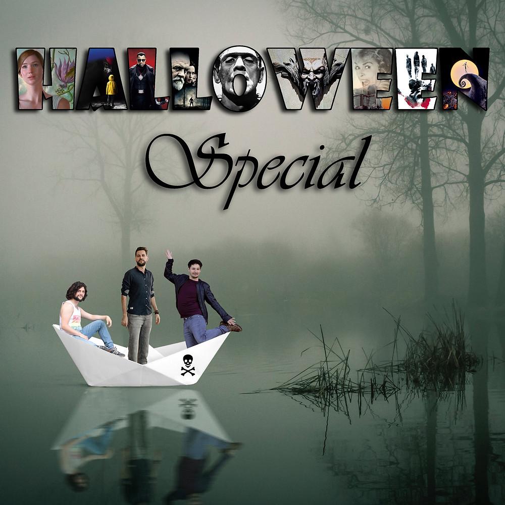 Staffel 1 - Episode 12 - Halloween-Special auf Spotify anhören
