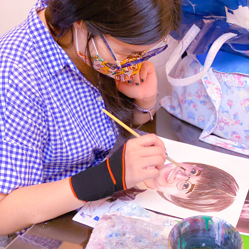 Best Watercolour Classes Courses in Sing