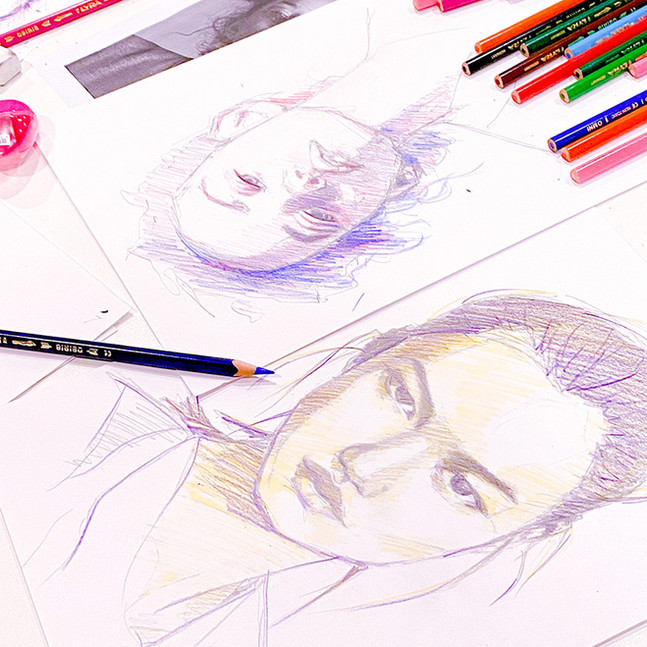 Best Drawing Classes in Singapore for Ad
