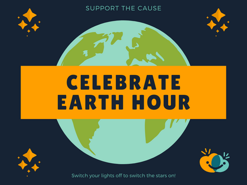 Earth Hour Activities