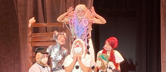 名作劇場シリーズ「宝島」終演しました。