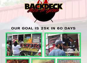 We support Back Deck BBQ and their mission