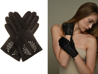 "Riina O ""Attainable Luxury"" gloves"