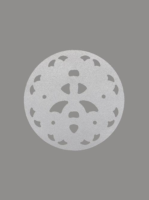 Small firefly retroreflective sticker
