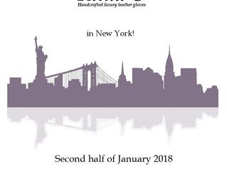 Riina O in New York