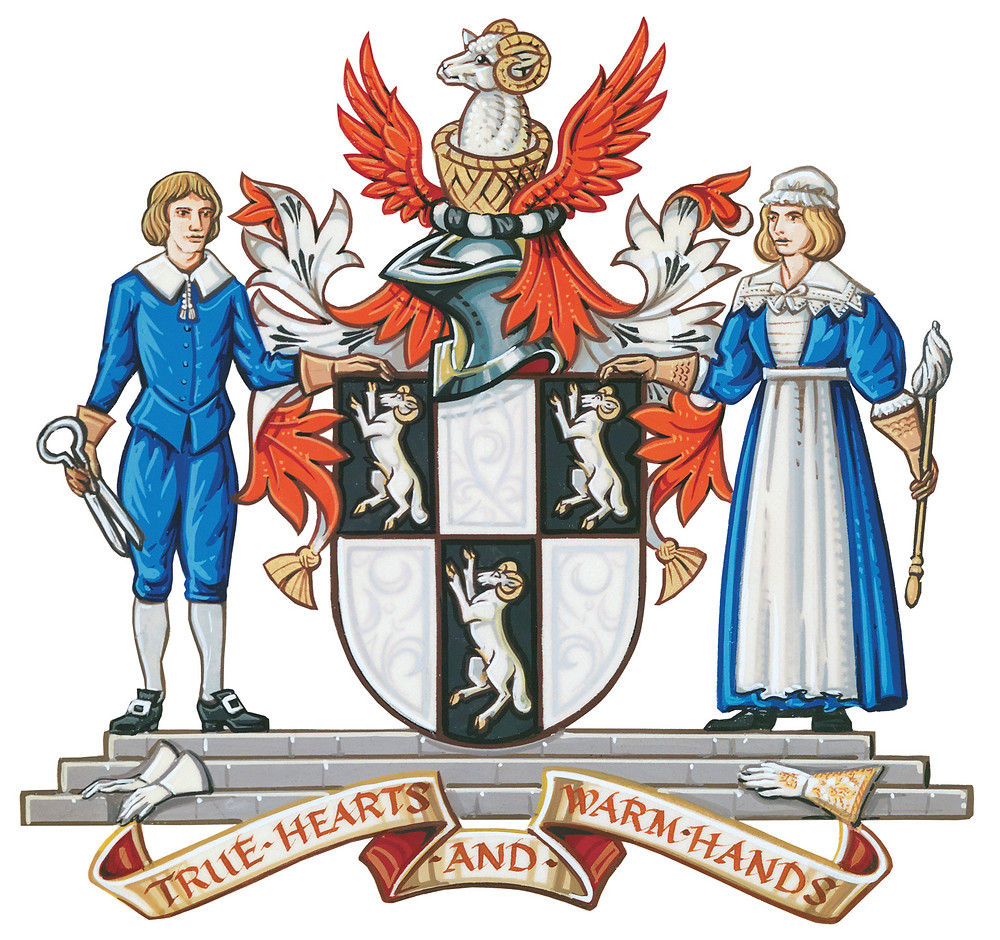 The Company´s Coat of Arms