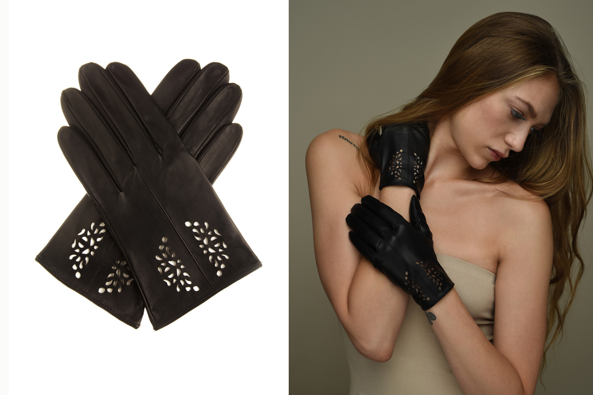 Riina O Attainable Luxury gloves