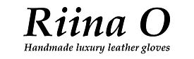 Riina O handmade luxury leather gloves
