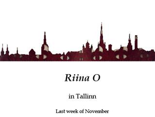 Riina O in Tallinn