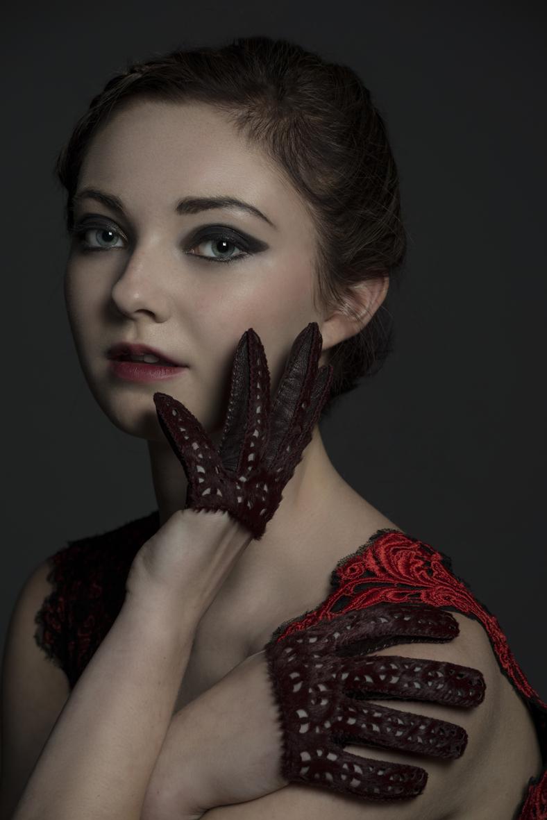 Ivana wine mini gloves