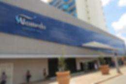 Nova Fachada Alameda Shopping