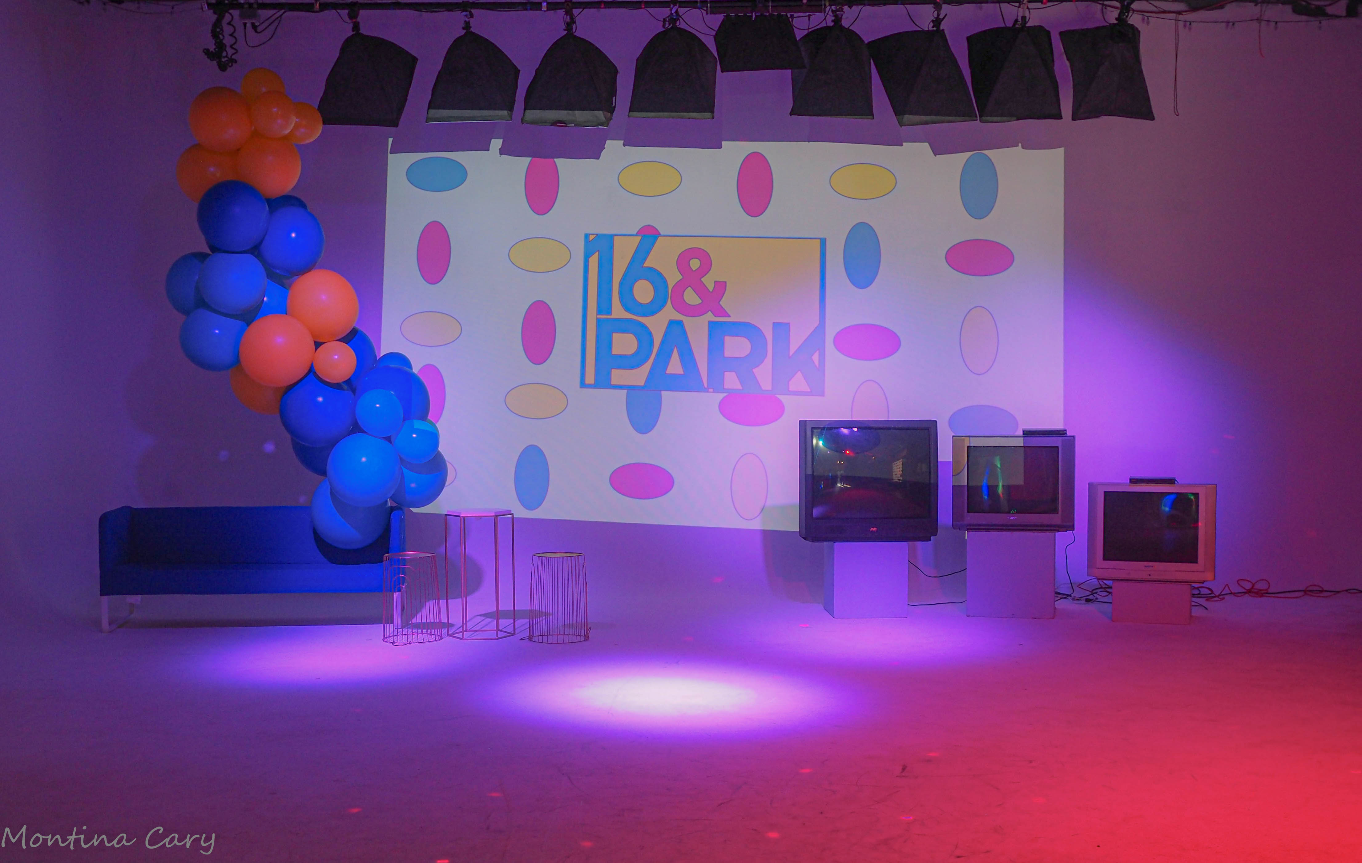 16th Themed Party