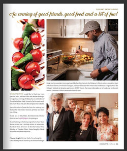 Check out our Charlotte living Magazine