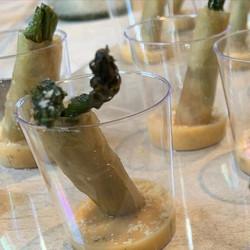 Cozy Asparagus