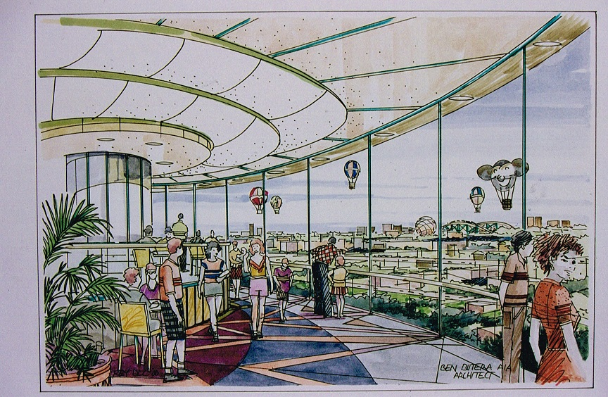 Club Atlantis Interior 2