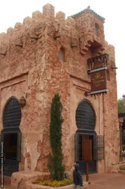 EPCOT Center: Morocco Cafe