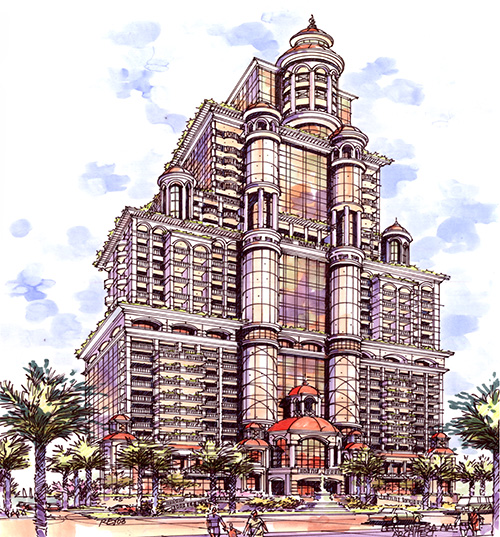 ATLANTIC BEACH CLUB TOWER