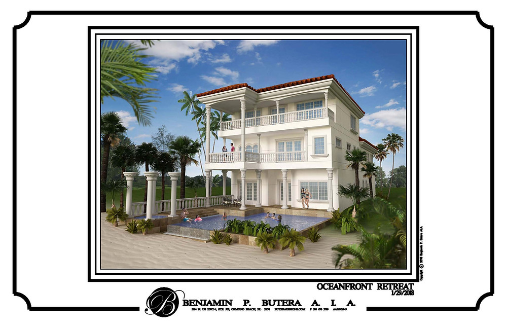 Daytona Beach Custom Design
