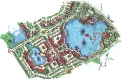 Venetian Bay Site Plan