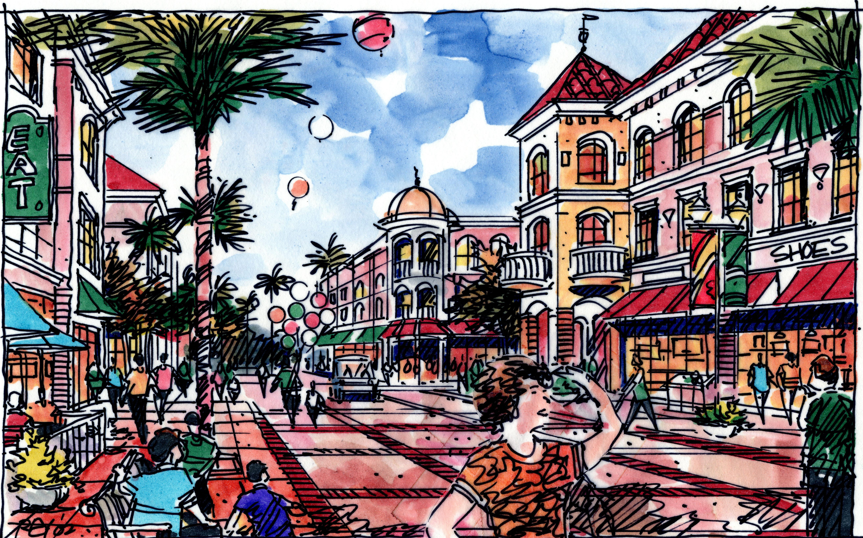 Venetian Bay Plaza