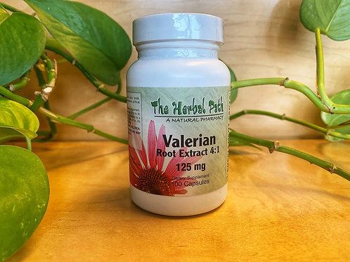 Valerian Root 125mg 100caps
