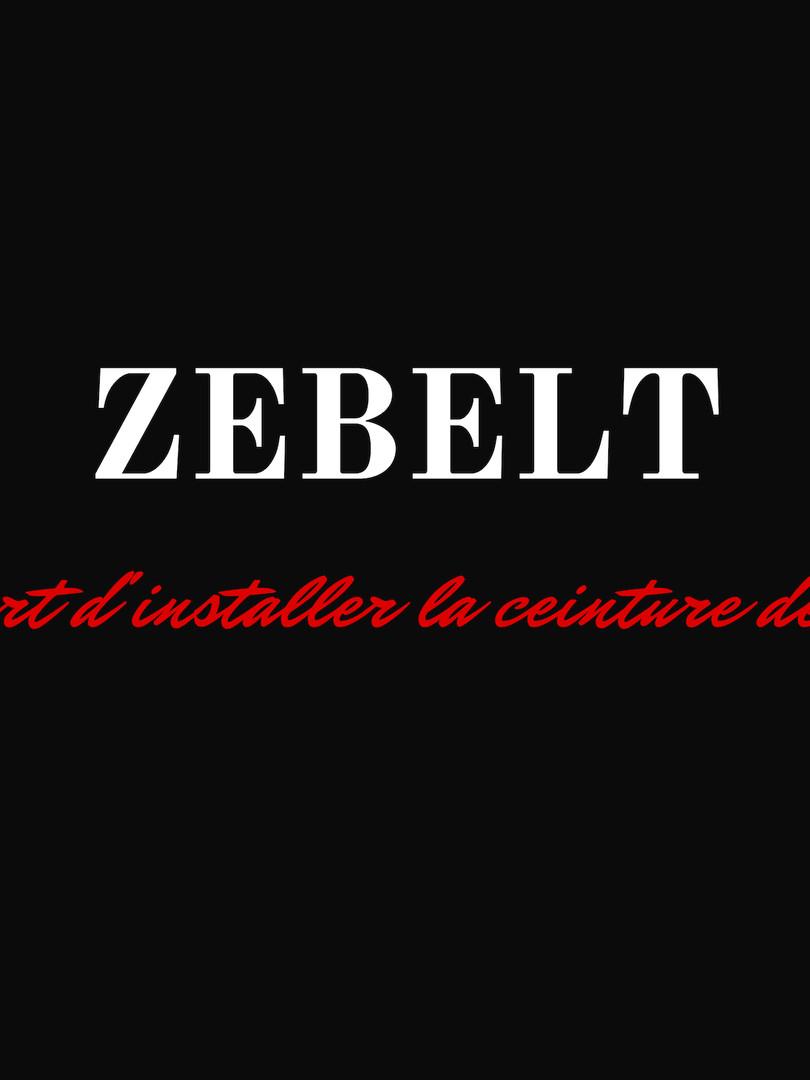 ZEBELT | L'art d'installer la ceinture d