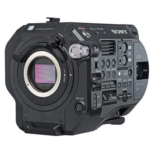 Videocámara FS7 sin lente