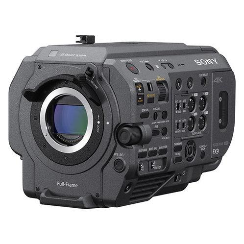Videocámara FX9 sin lente