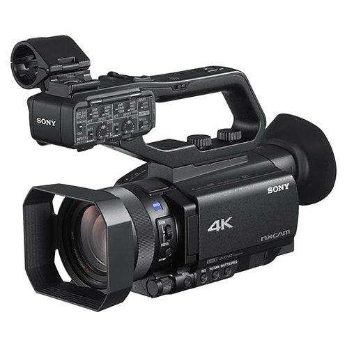 Videocámara HXR-NX80