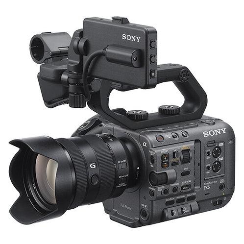 Videocámara FX6 con lente 24-105mm