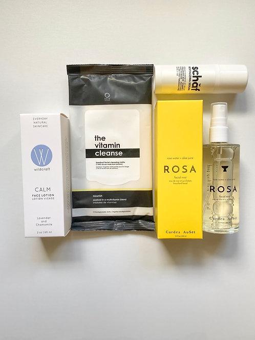 Summer Rehab Facial Kit for Sensitive Skin