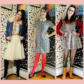 The 3 Ps: Pink, Patterns and Prep!