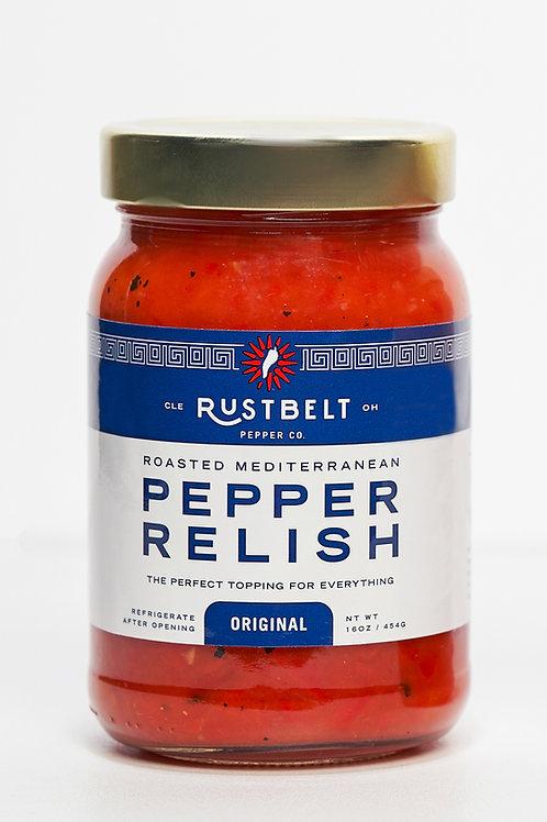 Original Roasted Mediterranean Pepper Relish