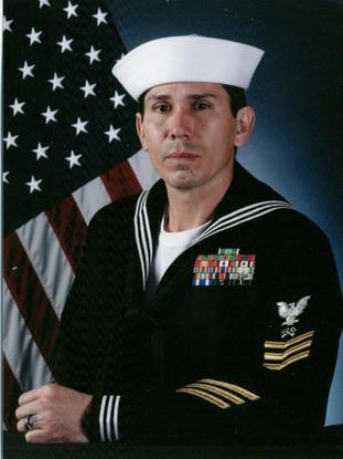 Petty Officer 1st Class Snake Blocker