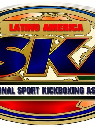 International Sport Kickboxing Association (ISKA) Latino America Logo