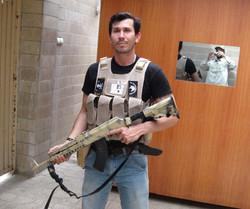 Snake Blocker - Afghanistan 2010/2011